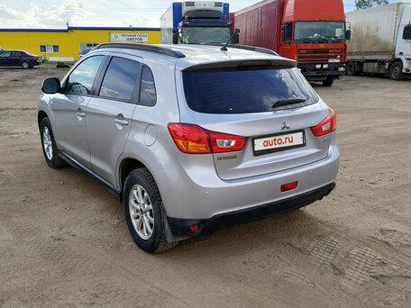 Купить Mitsubishi ASX пробег 145 000.00 км 2012 год выпуска