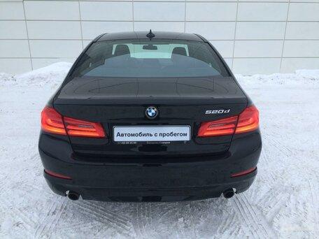Купить BMW 5 серия пробег 10 502.00 км 2018 год выпуска