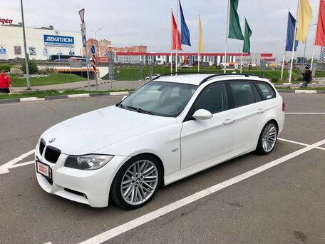 Купить BMW 3 серия пробег 195 000.00 км 2008 год выпуска