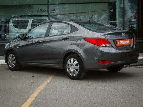 Купить Hyundai Solaris пробег 112 000.00 км 2015 год выпуска