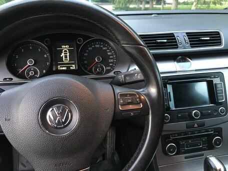 Купить Volkswagen Passat пробег 119 000.00 км 2011 год выпуска
