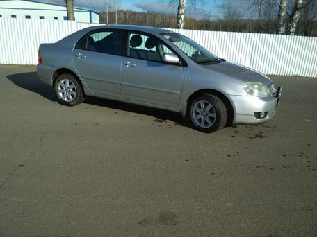 Купить Toyota Corolla пробег 210 000.00 км 2004 год выпуска