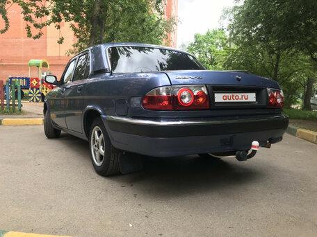 Купить ГАЗ 31105 «Волга» пробег 13 300.00 км 2008 год выпуска