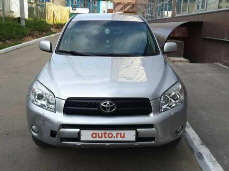 Купить Toyota RAV 4 пробег 58 000.00 км 2008 год выпуска