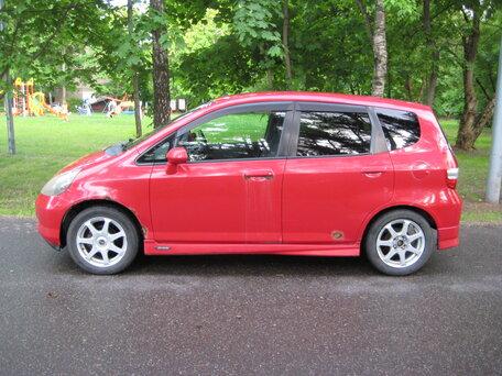 Купить Honda Jazz пробег 212 000.00 км 2003 год выпуска