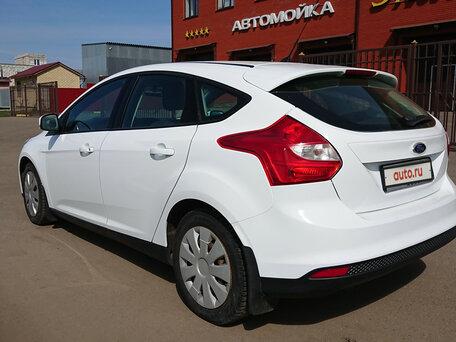 Купить Ford Focus пробег 118 000.00 км 2012 год выпуска