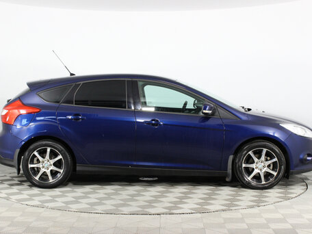 Купить Ford Focus пробег 93 500.00 км 2012 год выпуска