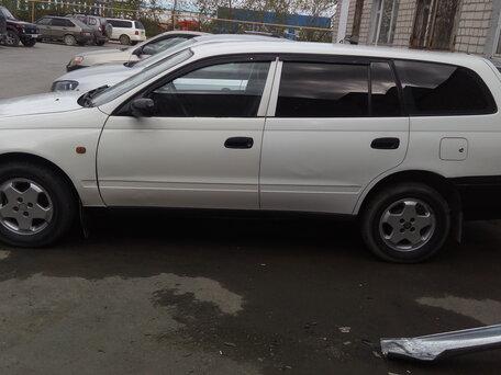 Купить Toyota Caldina пробег 411 000.00 км 1994 год выпуска