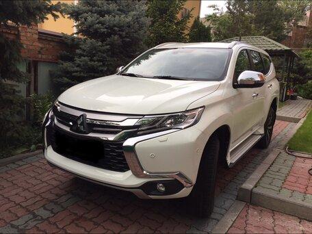 Купить Mitsubishi Pajero Sport пробег 19 000.00 км 2017 год выпуска