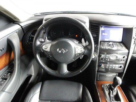 Купить Infiniti FX пробег 69 955.00 км 2012 год выпуска