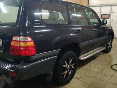 Купить Toyota Land Cruiser пробег 356 000.00 км 1998 год выпуска
