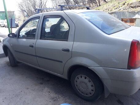 Купить Renault Logan пробег 170 000.00 км 2006 год выпуска