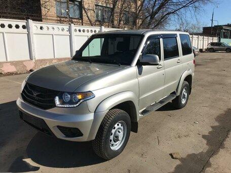 Купить УАЗ Patriot пробег 7 945.00 км 2014 год выпуска