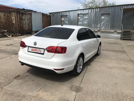 Купить Volkswagen Jetta пробег 81 000.00 км 2012 год выпуска