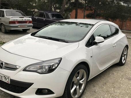 Купить Opel Astra пробег 112 000.00 км 2012 год выпуска