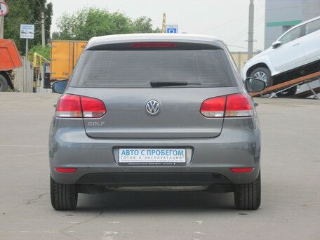 Купить Volkswagen Golf пробег 92 000.00 км 2012 год выпуска