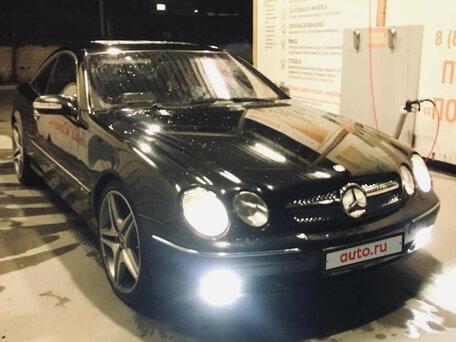 Купить Mercedes-Benz CL-klasse пробег 275 800.00 км 2000 год выпуска