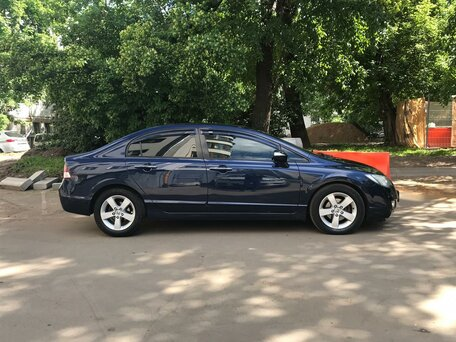 Купить Honda Civic пробег 115 900.00 км 2008 год выпуска