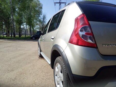 Купить Renault Sandero пробег 106 000.00 км 2011 год выпуска