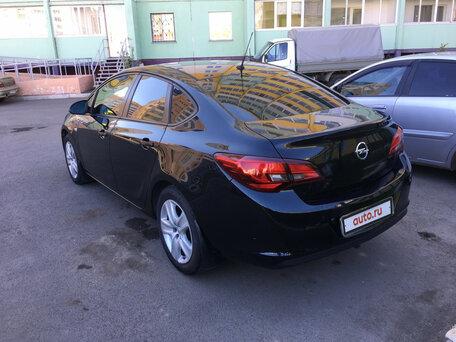 Купить Opel Astra пробег 110 000.00 км 2012 год выпуска