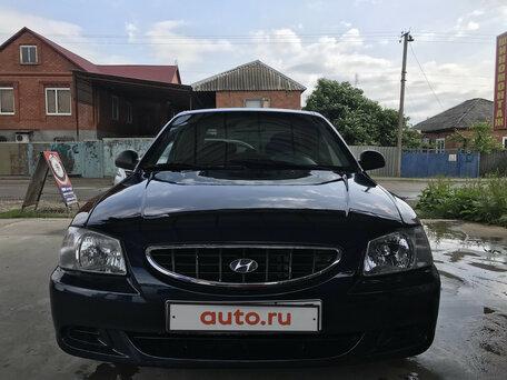 Купить Hyundai Accent пробег 172 835.00 км 2008 год выпуска