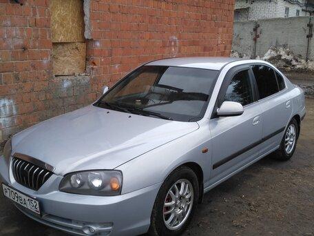 Купить Hyundai Elantra пробег 189 000.00 км 2008 год выпуска