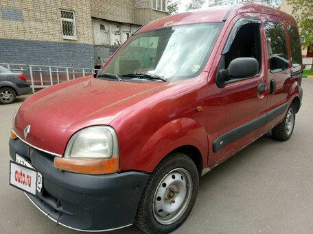 Купить Renault Kangoo пробег 170 000.00 км 2002 год выпуска