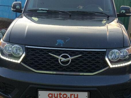 Купить УАЗ Patriot пробег 32 000.00 км 2017 год выпуска