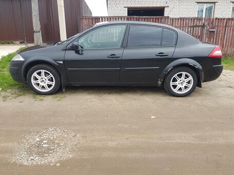 Купить Renault Megane пробег 360 000.00 км 2007 год выпуска