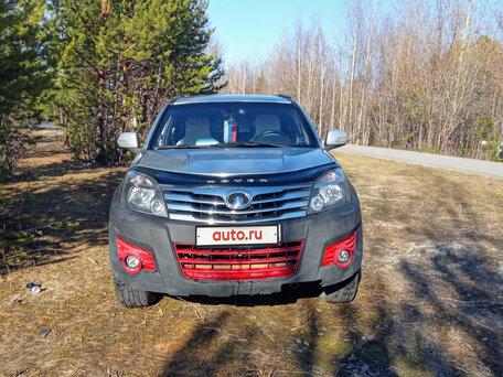 Купить Great Wall Hover H3 пробег 134.00 км 2012 год выпуска