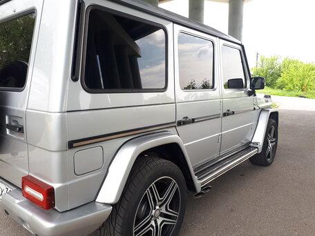Купить Mercedes-Benz G-klasse пробег 187 000.00 км 2002 год выпуска