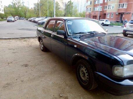 Купить ГАЗ 3110 «Волга» пробег 120 446.00 км 2002 год выпуска