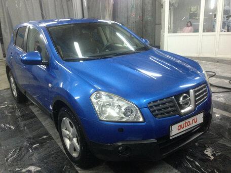 Купить Nissan Qashqai пробег 140 000.00 км 2007 год выпуска