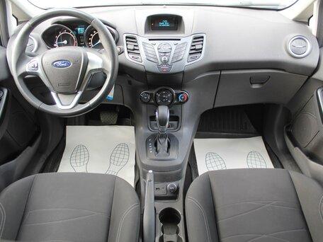 Купить Ford Fiesta пробег 57 555.00 км 2016 год выпуска
