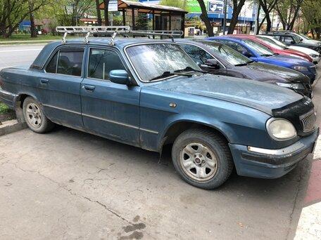 Купить ГАЗ 31105 «Волга» пробег 104 000.00 км 2004 год выпуска