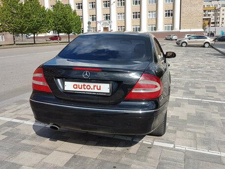 Купить Mercedes-Benz CLK-klasse пробег 213 329.00 км 2004 год выпуска