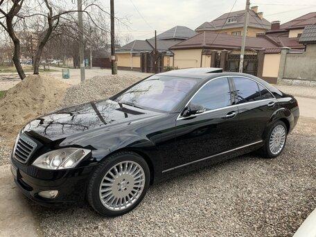 Купить Mercedes-Benz S-klasse пробег 57 000.00 км 2006 год выпуска