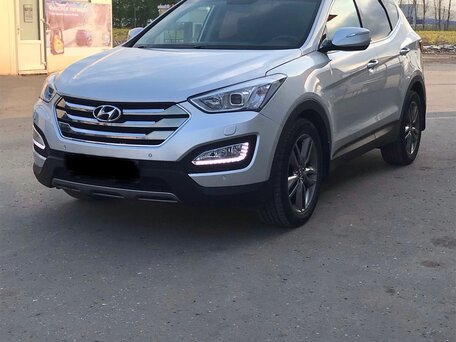 Купить Hyundai Santa Fe пробег 85 000.00 км 2012 год выпуска