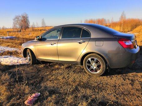 Купить Geely Emgrand EC7 пробег 125 000.00 км 2012 год выпуска