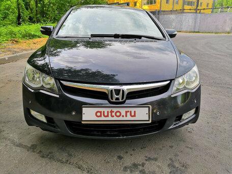 Купить Honda Civic пробег 143 160.00 км 2007 год выпуска