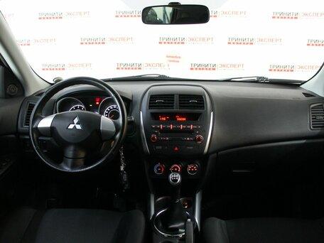 Купить Mitsubishi ASX пробег 103 000.00 км 2011 год выпуска