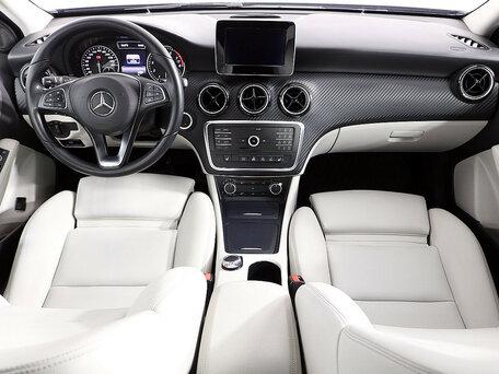 Купить Mercedes-Benz GLA-klasse пробег 91 942.00 км 2016 год выпуска