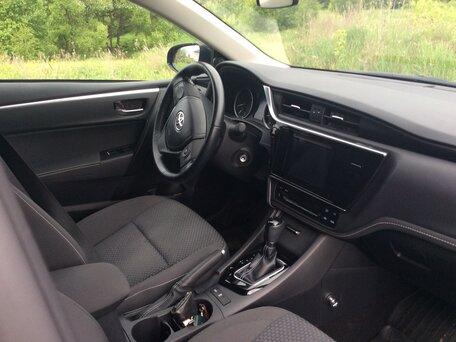 Купить Toyota Corolla пробег 23 500.00 км 2017 год выпуска