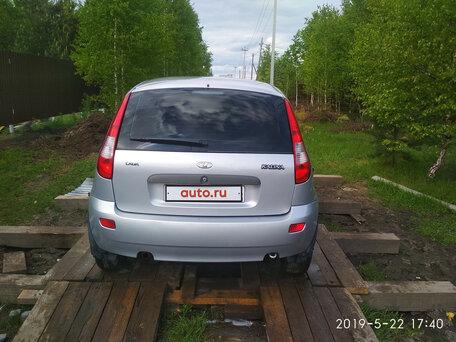 Купить ЛАДА (ВАЗ) Kalina пробег 155 000.00 км 2007 год выпуска