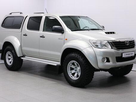 Купить Toyota Hilux пробег 91 587.00 км 2013 год выпуска