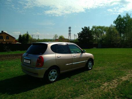 Купить Toyota Duet пробег 186 000.00 км 2002 год выпуска