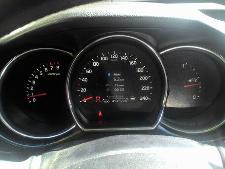 Купить KIA ceed пробег 49 152.00 км 2013 год выпуска