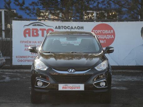 Купить Hyundai ix35 пробег 62 000.00 км 2013 год выпуска