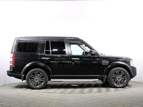Купить Land Rover Discovery пробег 52 886.00 км 2016 год выпуска