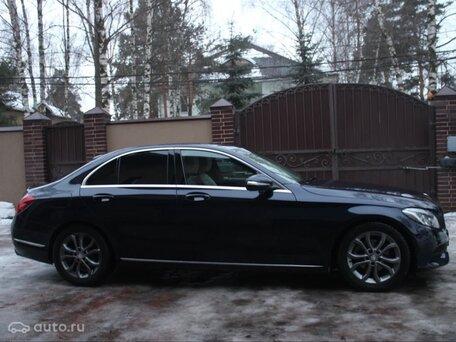 Купить Mercedes-Benz C-klasse пробег 58 000.00 км 2015 год выпуска